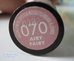 Rimmel Airy Fairy (070)