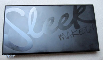 [Sleek Swatches] Oh so special Palette