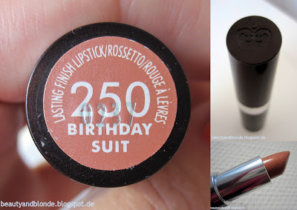 Rimmel Birthday Suit (250)