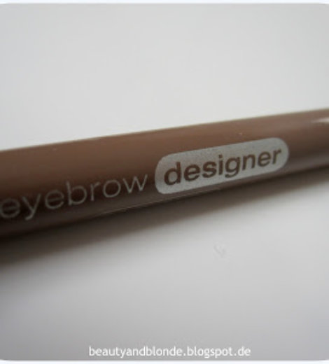 essence eyebrow designer (blond)