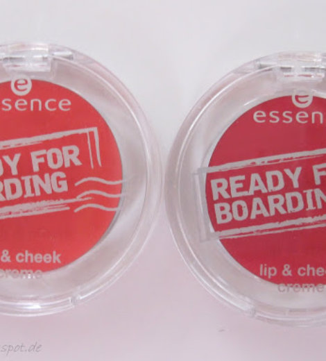 essence Ready for Boarding Blushes