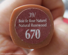 Maybelline Natural Rosewood 670
