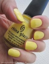 Sonne im Herzen – oder eben auf den Nägeln mit Lemon Fizz