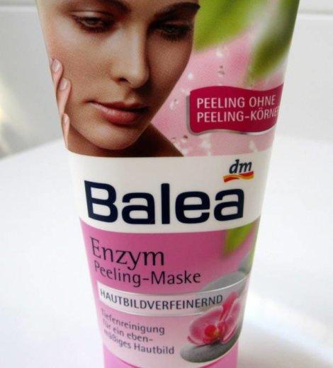 Balea Enzym Peeling Maske