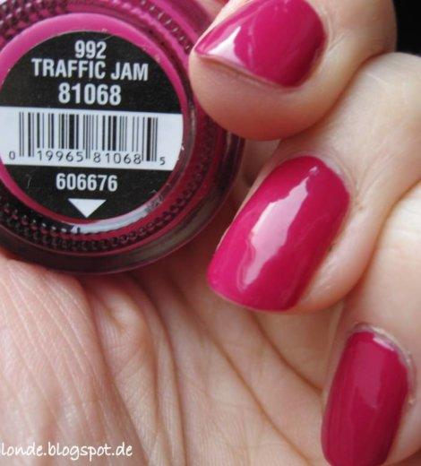 China Glaze Traffic Jam