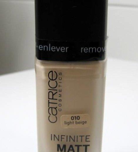 Catrice Infinite Matt Foundation
