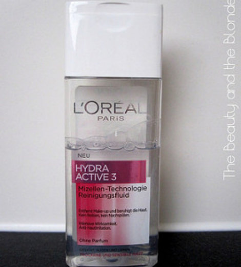 L'Oréal Hydra Active 3 Reinigungsfluid