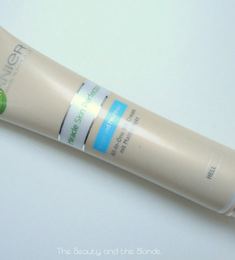 Garnier BB Cream Matt-Effekt