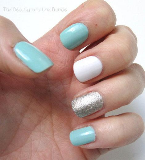 Skittle Manicure?