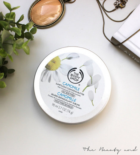 Worth the hype? | TBS Camomile Sumptuous Cleansing Butter