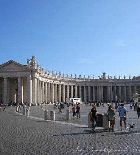 Rom – der erste Rundgang