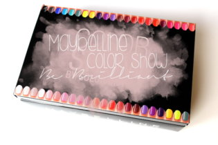 Maybelline Colorshow Be Brilliant LE