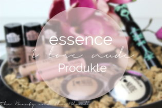 essence I love nude Produkte *