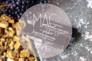 MAC Peach Blossom & Diva