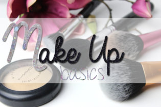 Ankündigung Make Up Basics