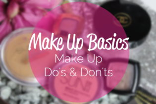 Make Up Do's & Don'ts