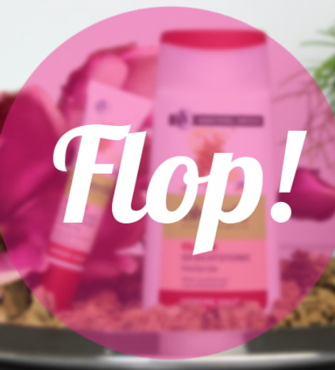 Flop! | Alverde Clear Gesichtstonic & Anti-Pickel-SOS-Serum mit Heilerde