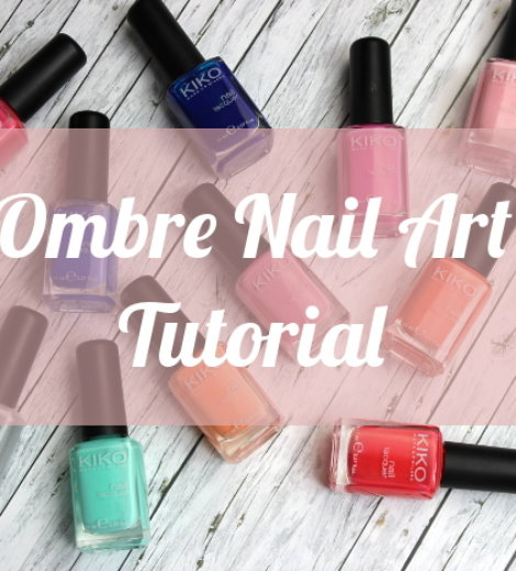 KIKO Blogparade | Ombre Nail Art Tutorial