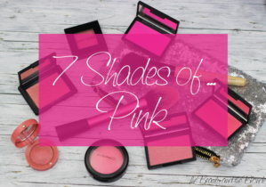 7 Shades of … Pink Blushes