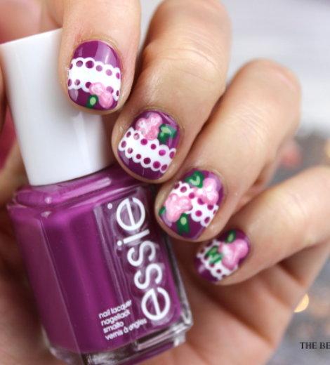 Ready, Set, Polish: Lace