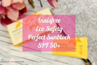 Innisfree Eco Safety Perfect Sunblock SPF 50+