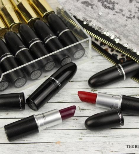 Alle meine MAC Lippenstifte