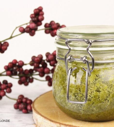 Green Tea & Matcha Peeling