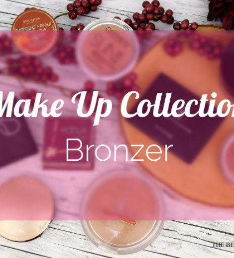 Make Up Collection: Bronzer
