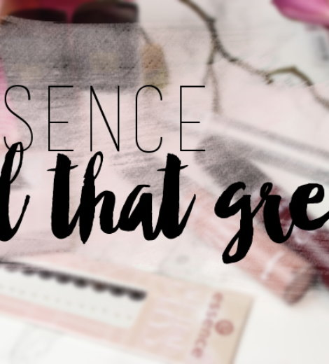 essence All that greys LE