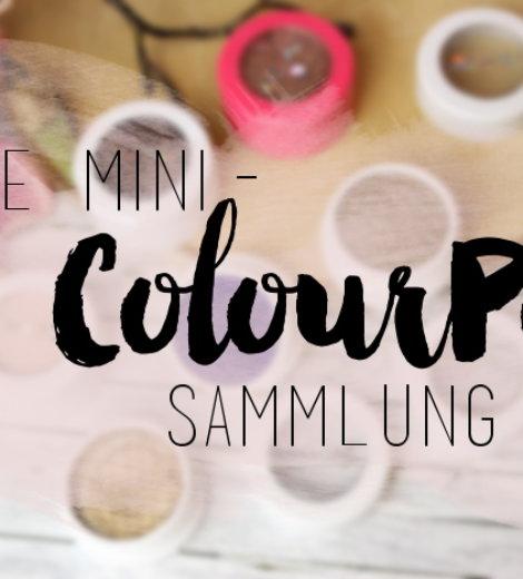 ColourPop Shadows – meine Mini-Sammlung