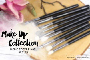 Make Up Collection | Meine Zoeva Pinsel (Eyes)