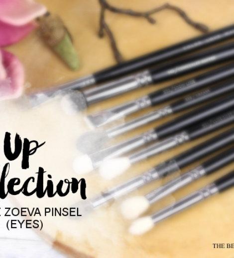 Make Up Collection | Meine Zoeva Pinsel (Eyes)