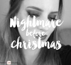 Festive Looks | Nightmare Before Christmas