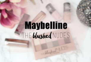 Maybelline The Blushed Nudes Collection *