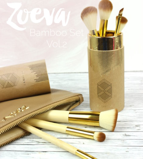 Zoeva Bamboo Set Vol.2