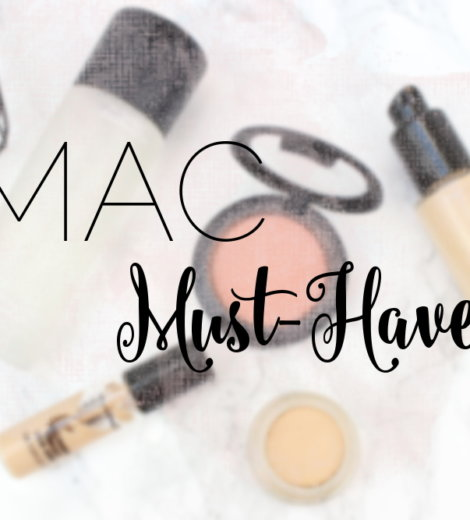 5 MAC Must-Haves