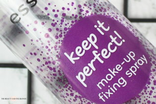 essence keep it perfect! Fixing Spray