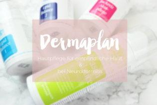 DERMAPLAN – Pflege für empfindliche Haut & bei Neurodermitis