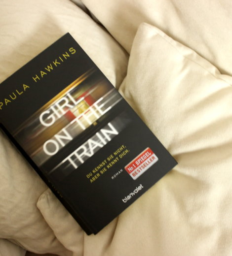 Buchreview : Girl on the train