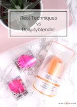 Real Techniques Sponge vs. Beautyblender