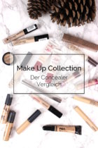 Makeup Collection | Concealer im Vergleich