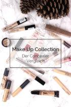 Makeup Collection | Concealer im Vergleich