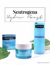 Neutrogena Hydro Boost – die neue Reihe mit Hyaluron