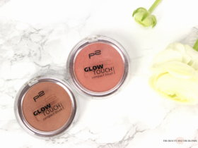 Drogerie-Tipp: p2 Glow Touch Blushes