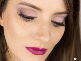Eine Palette, vier Looks  Lorac Pro – Soft Lilac