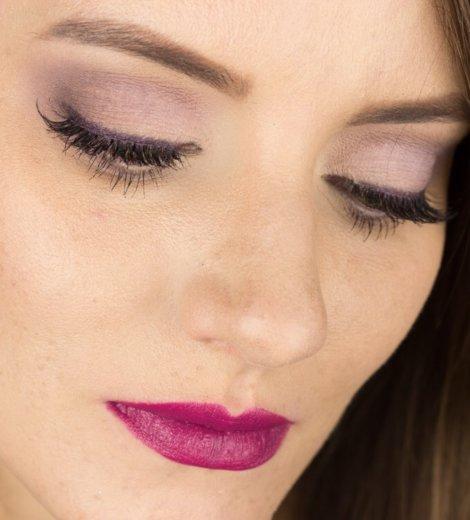 Eine Palette, vier Looks </br> Lorac Pro – Soft Lilac