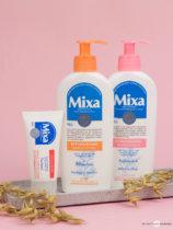 Mixa  Apothekenpflege aus der Drogerie