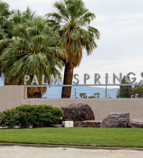 Westcoast USA Roadtrip <br /> Palm Springs