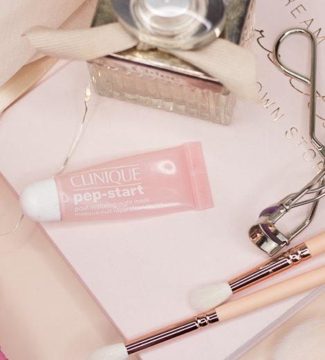 Clinique Pep-Start Pout Restoring Night Mask – die beste Lippenpflege der Welt?