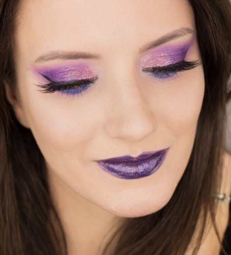 Pantone Color of the Year <br/> Ultra Violet Look